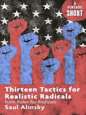 cover image of Thirteen Tactics for Realistic Radicals