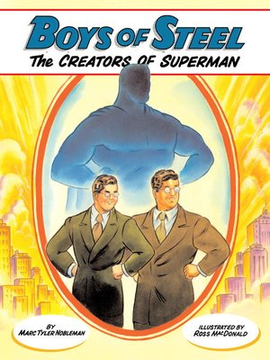 cover image of Boys of Steel