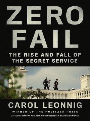 cover image of Zero Fail
