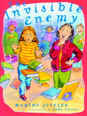 cover image of The Invisible Enemy