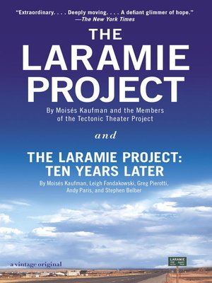 cover image of The Laramie Project and the Laramie Project