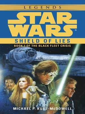cover image of Shield of Lies