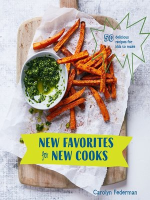 cover image of New Favorites for New Cooks