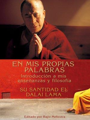 cover image of En Mis Propias Palabras