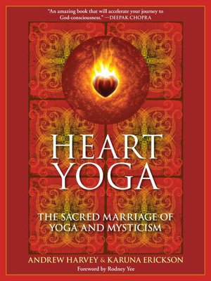 cover image of Heart Yoga