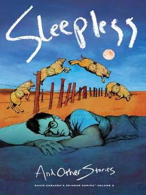 cover image of Sleepless and Other Stories