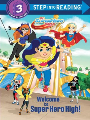 cover image of DC Super Hero Girls Deluxe Step into Reading