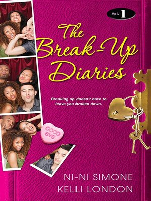 cover image of The Break-Up Diaries