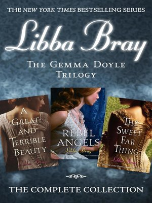 cover image of The Gemma Doyle Trilogy