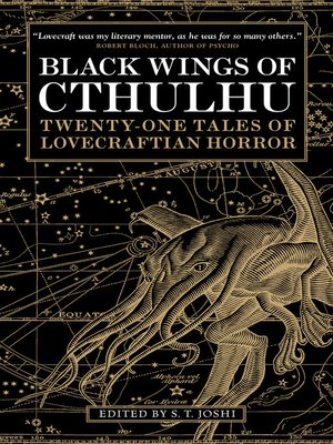 cover image of Black Wings of Cthulhu