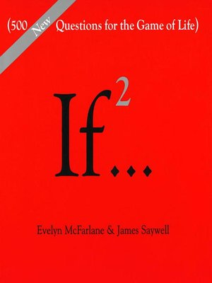 cover image of If..., Volume 2