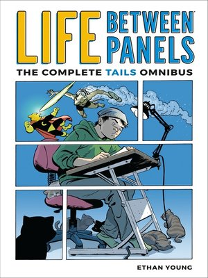 cover image of Life Between Panels