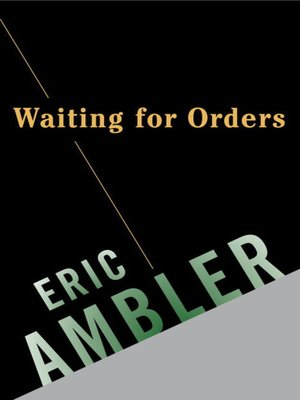 cover image of Waiting for Orders