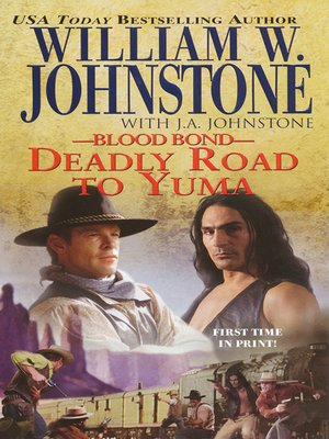 cover image of Deadly Road to Yuma