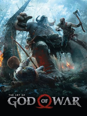 cover image of The Art of God of War