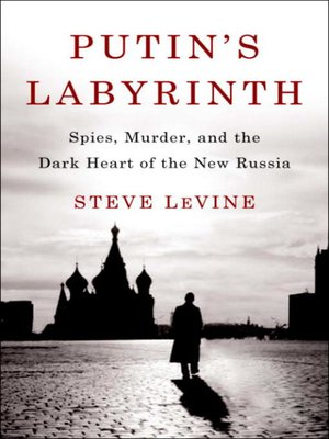 cover image of Putin's Labyrinth