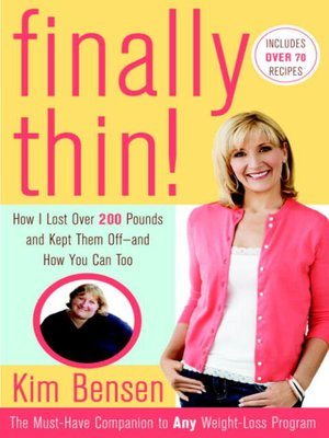 cover image of Finally Thin!