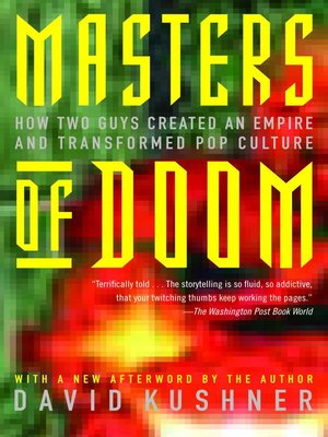 cover image of Masters of Doom
