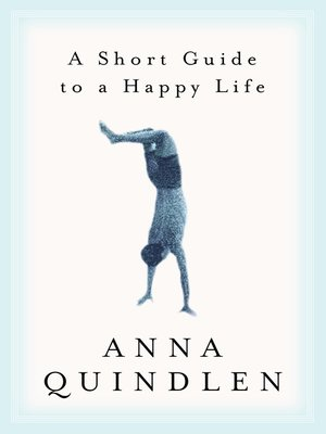 cover image of A Short Guide to a Happy Life