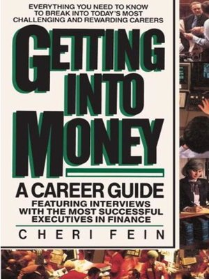 cover image of Getting into Money
