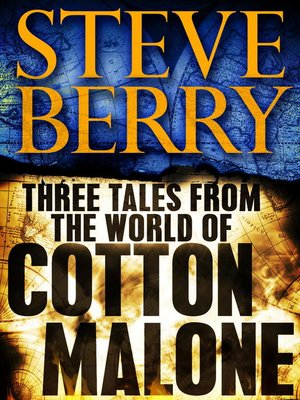 cover image of Three Tales from the World of Cotton Malone