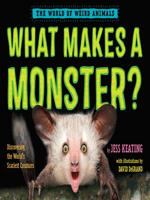 cover image of What Makes a Monster?