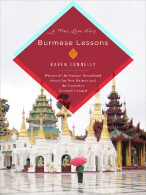 cover image of Burmese Lessons