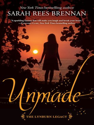 cover image of Unmade