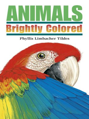 cover image of Animals Brightly Colored
