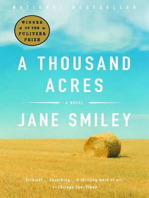 cover image of A Thousand Acres