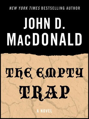 cover image of The Empty Trap