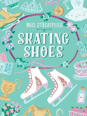 cover image of Skating Shoes