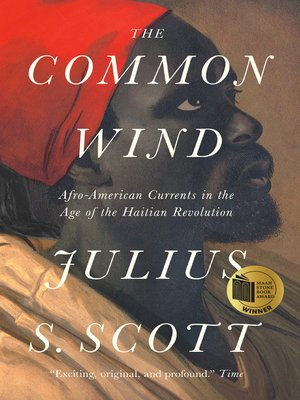 cover image of The Common Wind