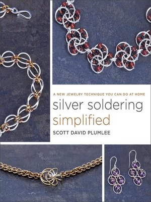 cover image of Silver Soldering Simplified