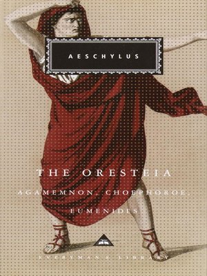 cover image of The Oresteia