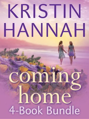 cover image of Kristin Hannah's Coming Home 4-Book Bundle