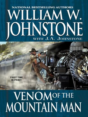 cover image of Venom of the Mountain Man