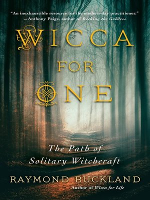 cover image of Wicca for One