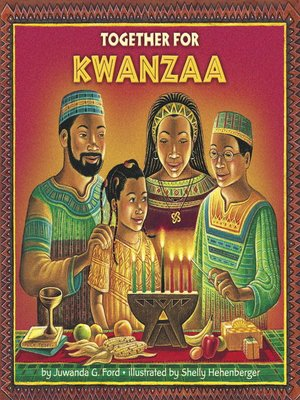 cover image of Together for Kwanzaa