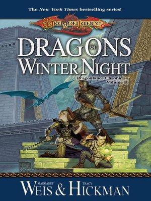 dragons of autumn twilight audiobook