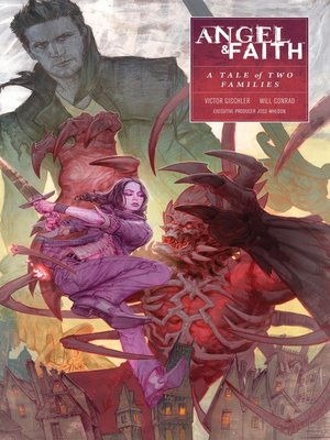 cover image of Angel and Faith Season 10 Volume 5