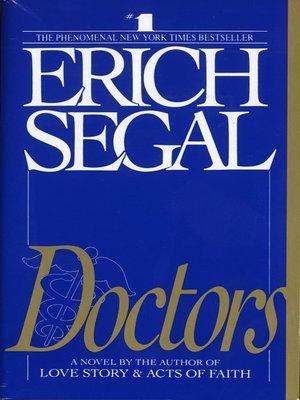 Erich Segal Books Pdf