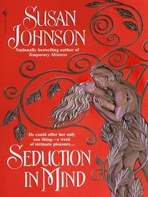 cover image of Seduction In Mind