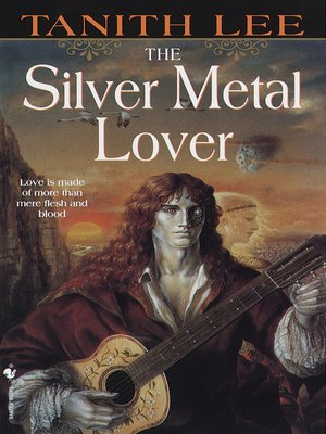 cover image of The Silver Metal Lover