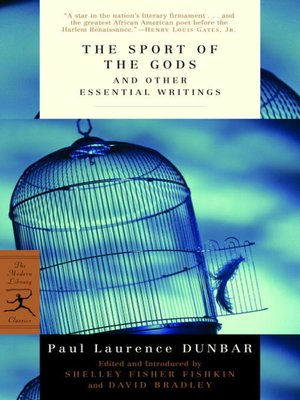 cover image of The Sport of the Gods