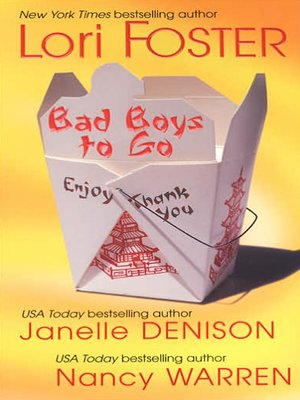 cover image of Bad Boys to Go