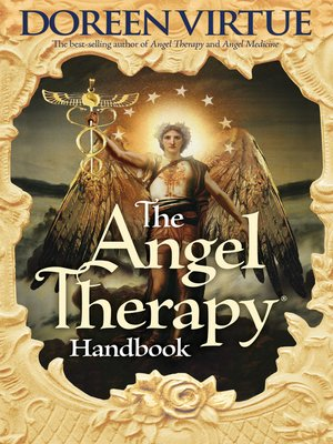 cover image of The Angel Therapy Handbook