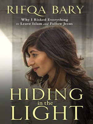 cover image of Hiding in the Light
