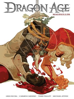 cover image of Dragon Age: Magekiller