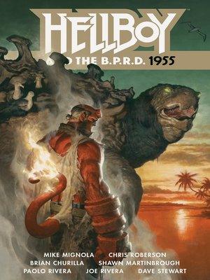 cover image of Hellboy and the B.P.R.D. (2014), Volume 4
